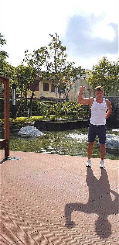 fitness training programs in pattaya by Dennis Romatz
