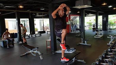 personal training Pattaya Dennis Romatz