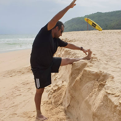 fitness services in Phuket by Dennis Romatz