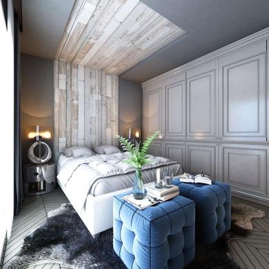 NaturBodrum Yatak Odası