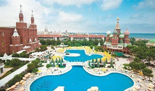 antalya kremlin