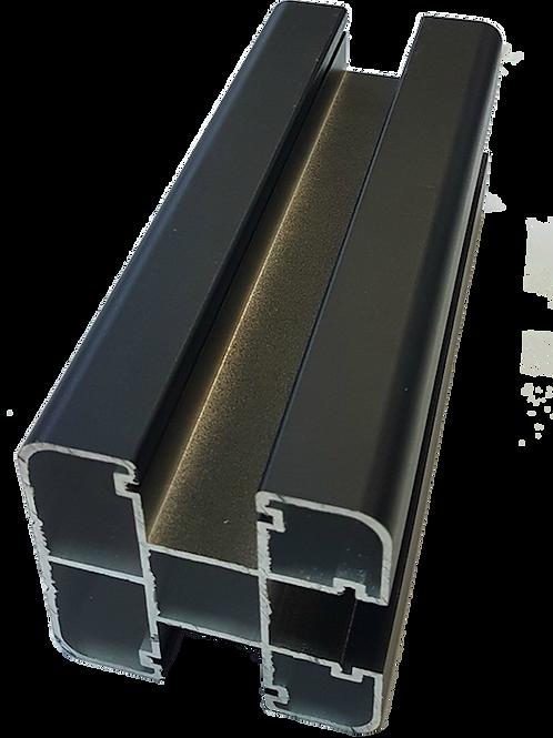 Poteau aluminium