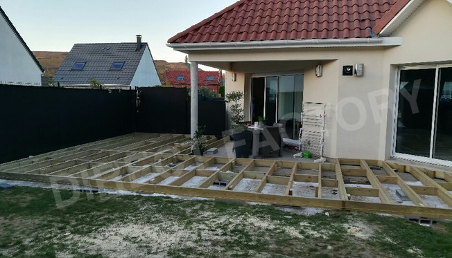 Terrasse Co-extrudée gris ardoise4