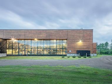 École de foresterie de Duchesnay