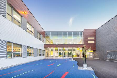 École de la Croisée - Sherbrooke