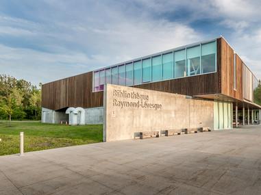 Bibliothèque Raymond-Lévesque