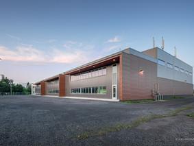 Le H2 - aéroport St-Jean-sur-Richelieu