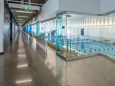 Complexe aquatique - Ville de Brossard