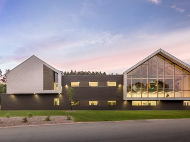 Centre formation agents de la faune - Duchesnay