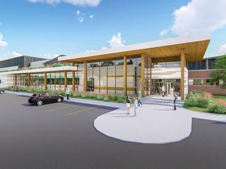 Centre sportif complexe Vanier