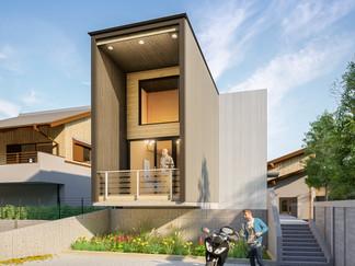 Tatsuyuki house