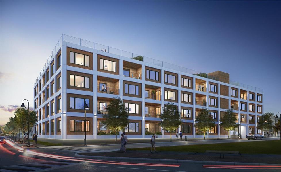 Asbury Park Condominium Building