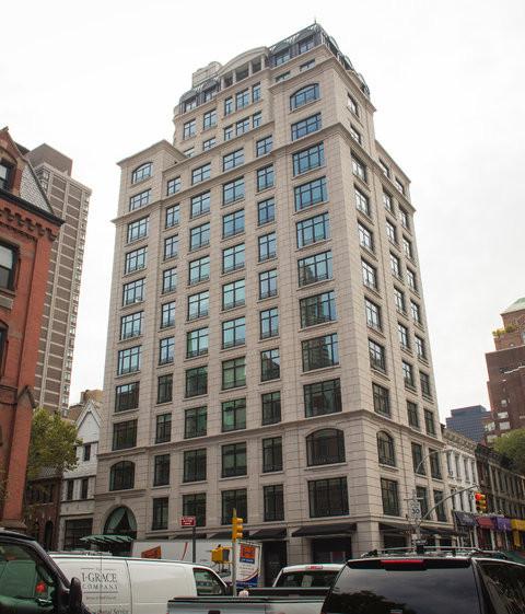 NYC Condominium Builiding