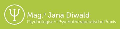 Logo: Mag.a Jana Diwald Psychologisch- Psychotherapeutische Praxis