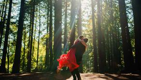 Karen&Quino | Joaquin Miller Park Engagement