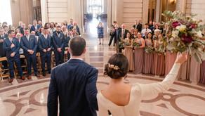 Lis&Dan | City Hall Wedding