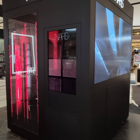 Nars Vending machine