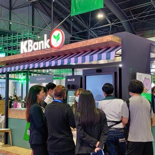 KBank Redemption Machine @money Expo 2020