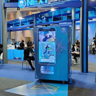 Krungthai Vending Machine @Money Expo 2020