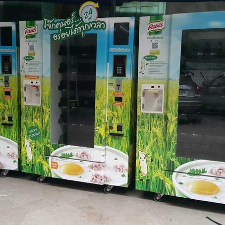Knor Cup Joke Vending Machine