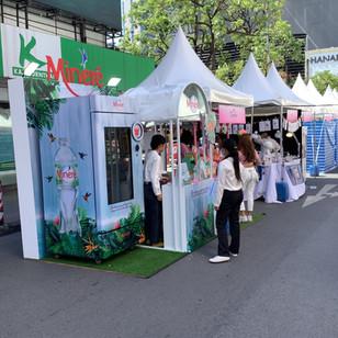 Minéré vending machine @Chula market fest