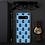 Thumbnail: Graphwize Crystal Ball Pattern Samsung Case Blue