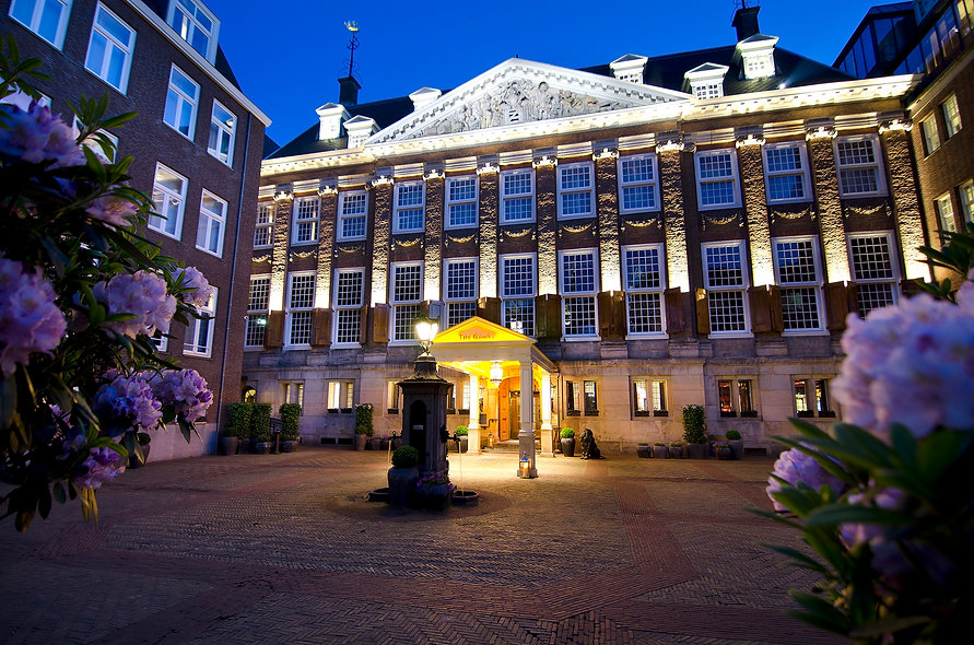 Sofitel Legend The Grand Amsterdam_Facad