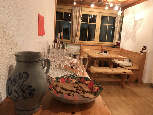 06. Dezember 2019 - Eröffnung der neuen Räume von KrautGeht auf dem Limeshof