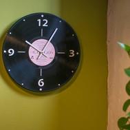 Vinylux Wall Clock