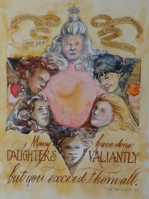 Valiant Daughters