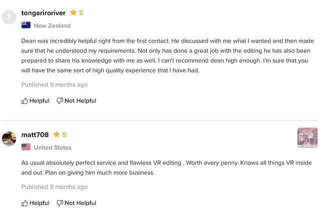 DeaneHD Reviews