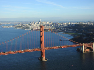 Golden Gate Bridge San Francisco - DeaneHD Wallpaper