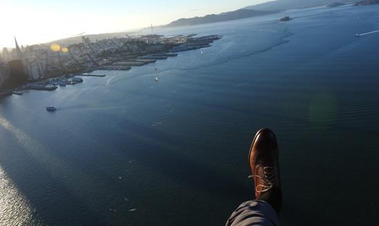 Helicopter Ride over San Francisco! - DeaneHD Wallpaper