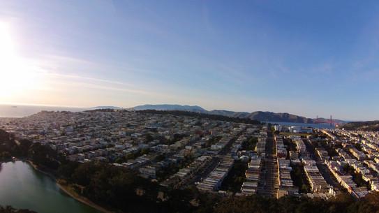 Sunset District San Francisco - DeaneHD Wallpaper