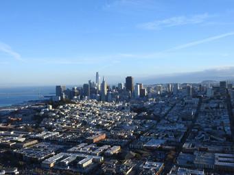 San Francisco Aerial - DeaneHD Wallpaper