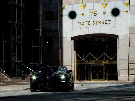 Camaro SS Boston State Street - DeaneHD Wallpaper