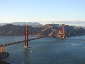 Golden Gate Bridge - DeaneHD Wallpaper