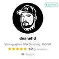 DeaneHD Fiverr 5 Star