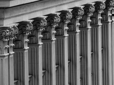 Building Columns - DeaneHD Wallpaper