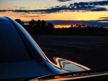 Camaro SS Sunset - DeaneHD Wallpaper