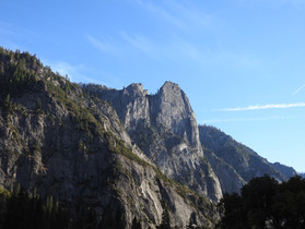 Yosemite - DeaneHD Wallpaper
