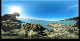 360 Rocks by the bay - DeaneHD Wallpaper