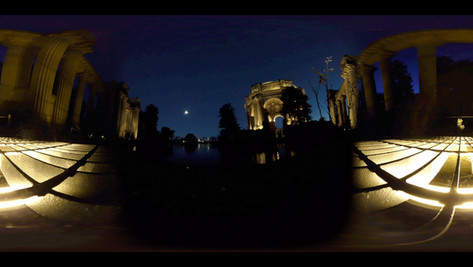 Palace of Fine Arts 360 - DeaneHD Wallpaper