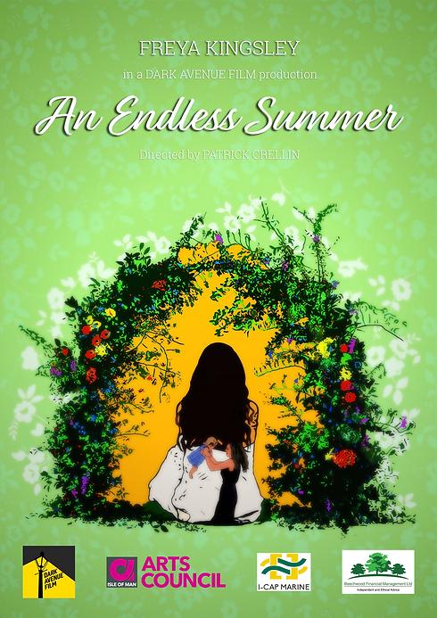 Bruno Poster An Endless Summer title top