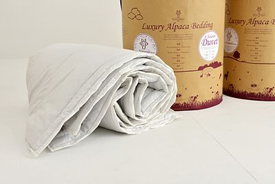 Organic Alpaca Duvet | Alpaca Duvets | Softly | Alpaca Clothing | UK ...
