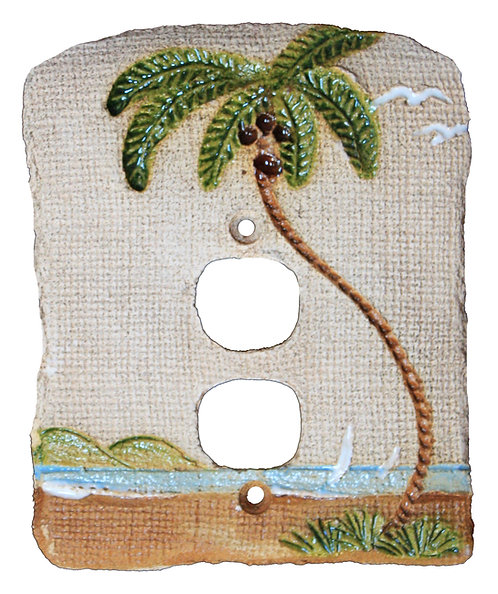 Palm Tree - Electrical Outlet