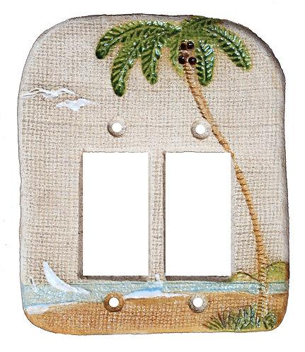 Palm Tree - Double Rocker