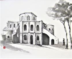 San Vitale, Ravenna