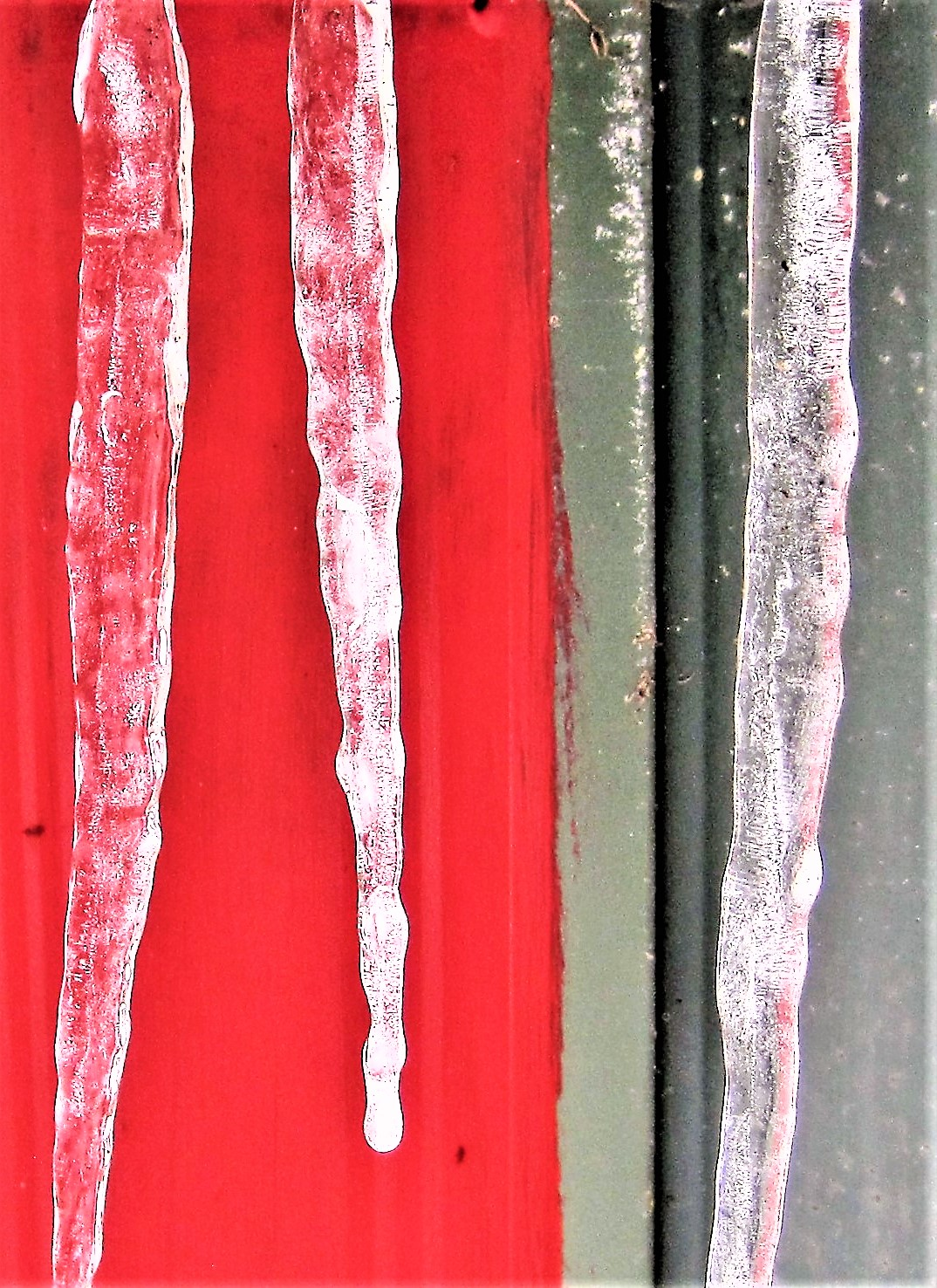 Red Icicles