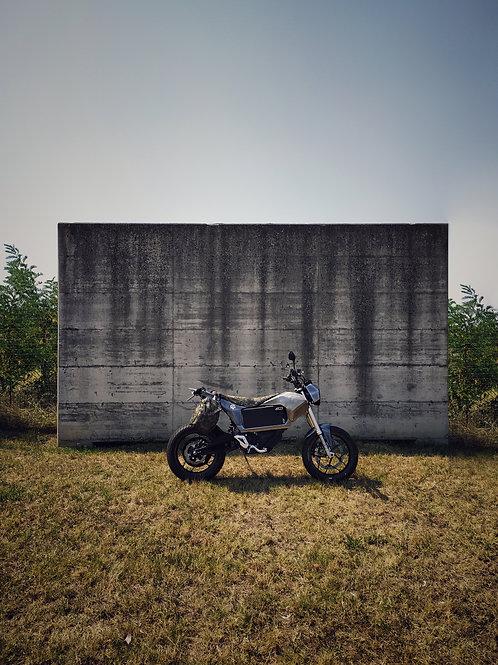KITUAN la moto elettrica